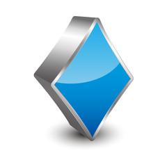 Diamond Card icon 3D