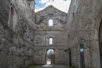 Segovia Cuellar iglesia