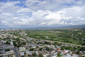 Entre ville et campagne à Barquisimeto au Venezuela