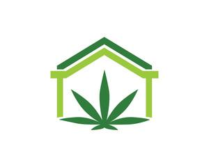 Green Marihuana House