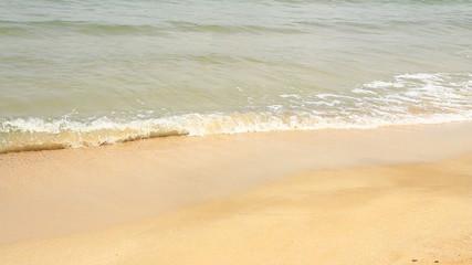 beach wave sea