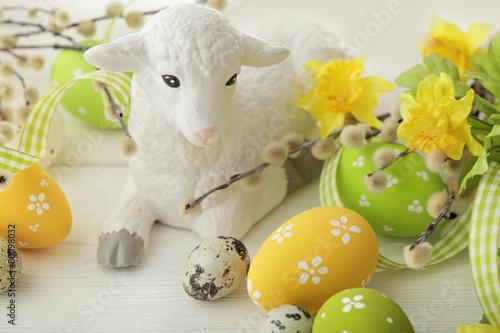 easter eggs - 80098032