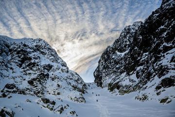 High mountains - tourist - Tatra Mountains, Poland