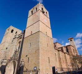 Siguenza cathedral guadalajara