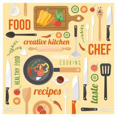 Creative kitchen concepts
