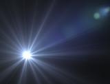 Fototapety Stella luce astro spazio sole illuminare