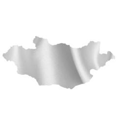 モンゴル 地図 シルク
