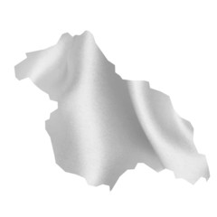 ネパール 地図 シルク