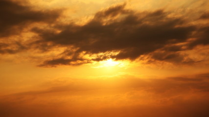 Sunset - Timelapse