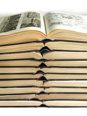 the open books