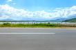 The seaside highway