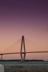 Arthur Ravenel Junior Bridge in Charleston, South Carolina