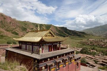 Ragya monastery, Amdo Golok.