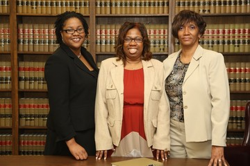 Women in Power, Women in Law, Law Office