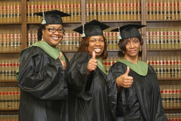 Three Thumbs Up, Graduation