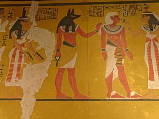 Ägyptische Zeichnung