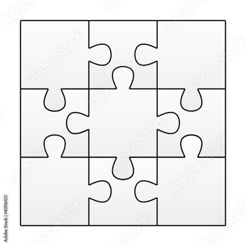 Zdjęcia na płótnie, fototapety, obrazy : Puzzle