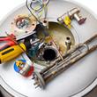 Repair water heater - 80119004