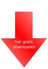 Pfeil unten gratis download