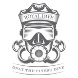 Royal_Scuba_Diving logo