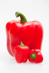 Red Peppers (Big and Small)