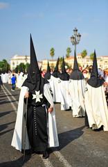 Semana Santa en Sevilla, Triana, Andalucía, España