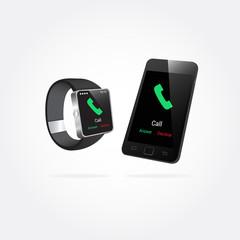 Smartwatch & Phone Call