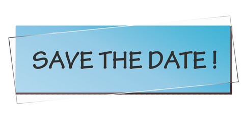 Save the Date 2003