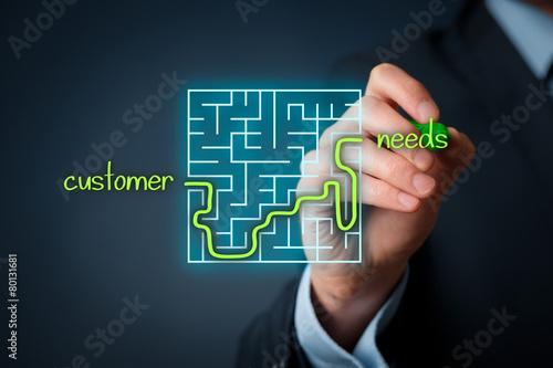 Customer needs - 80131681