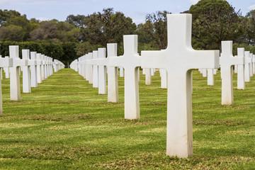 Nort Africa American cemetery and Memorial Tunis Tunisia