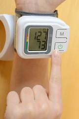Blutdruck digital messen