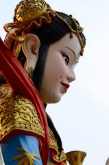 the deity Chinese angel