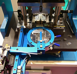 equipment for the chip lead forming
