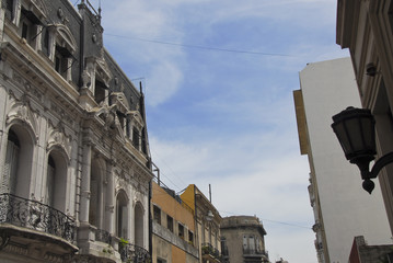 Classic buildings in San Telmo