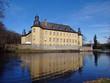Leinwandbild Motiv Schloss Dyck