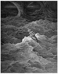 Sailing-Vessel : in the Storm - 3-Mâts dans la Tempête