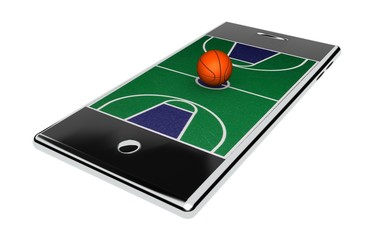 Basket app - concept