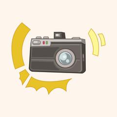 camera theme elements