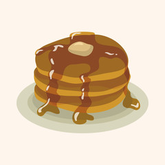 pancake theme elements