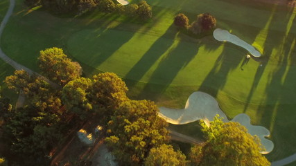 Los Angeles Aerial Golf Course