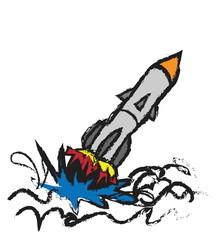 doodle missile