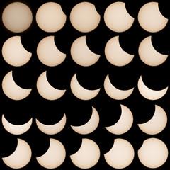 Partial Solar Eclipse March 20th 2015 Austria Carinthia