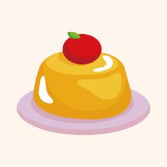 pudding theme elements