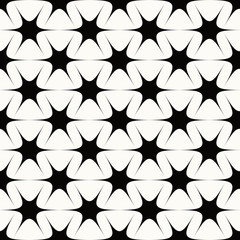 Texture with abstract stars