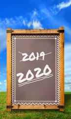 Strassenschild 34 - 2020