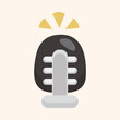 speaker record icon theme elements