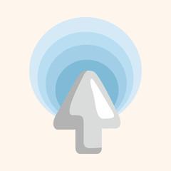 arrow icon theme elements