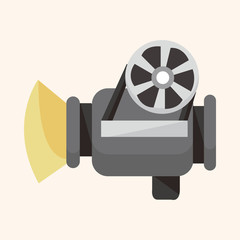 video icon theme elements