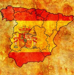 administrative divisions of spain