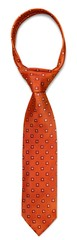 Tie. Necktie isolated